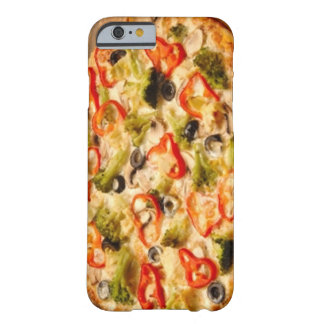 Pizza Close Up Barely There iPhone 6 Case