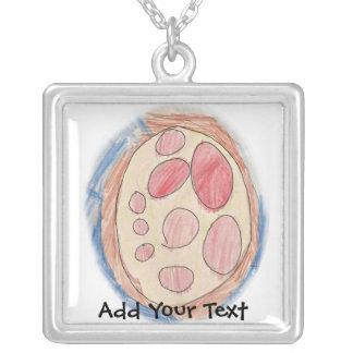 Pizza Pendientes Personalizados