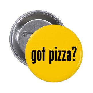 ¿pizza conseguida? pin redondo 5 cm
