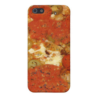pizza cover for iPhone 5