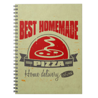 Pizza Cuaderno