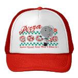 Pizza cualquier rebanada de la manera I él gorra r