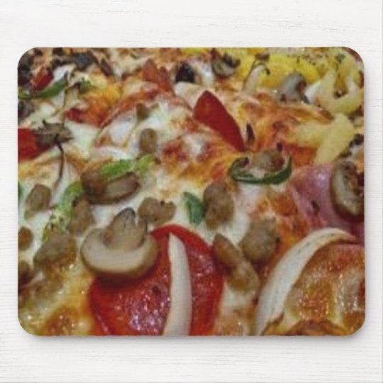pizza customized mousepad pizza mouse pad zazzle com