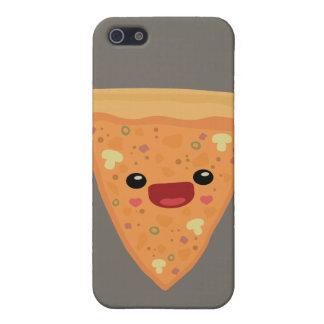 Pizza Cutie iPhone 5 Fundas