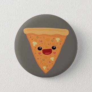 Pizza Cutie Pinback Button