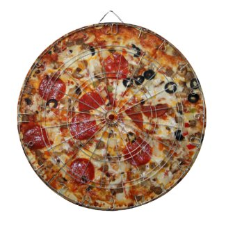 Pizza Dartboards