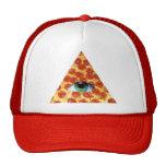 Pizza de Illuminati Gorros