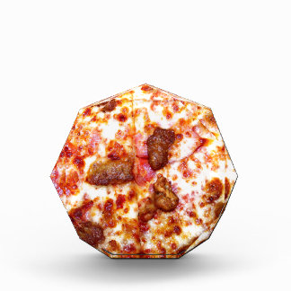 Pizza de la carne