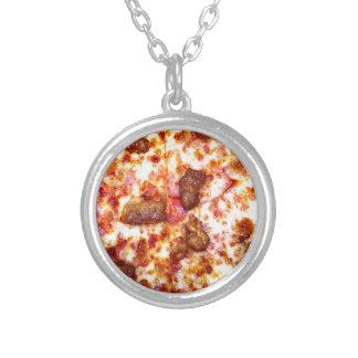 Pizza de la carne colgante personalizado