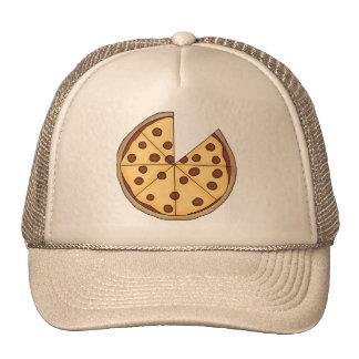 Pizza de la pizza de la pizza gorra