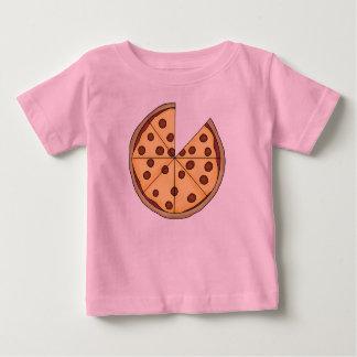 Pizza de la pizza de la pizza playeras
