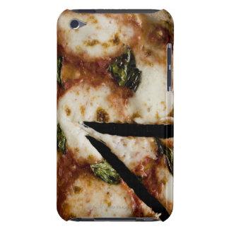pizza de queso madera-encendida iPod touch funda