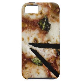 pizza de queso madera-encendida iPhone 5 Case-Mate protectores