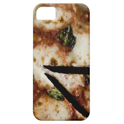 pizza de queso madera-encendida iPhone 5 funda