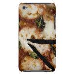 pizza de queso madera-encendida iPod touch Case-Mate carcasas
