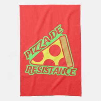 Pizza de Resistance Towel