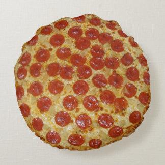Pizza de salchichones cojín redondo
