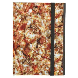 Pizza de salchichones de la salchicha