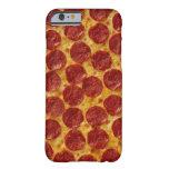 Pizza de salchichones funda barely there iPhone 6