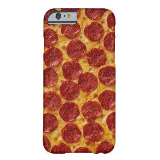 Pizza de salchichones funda de iPhone 6 barely there