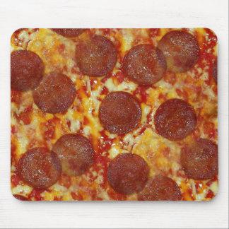 Pizza de salchichones Mousepad