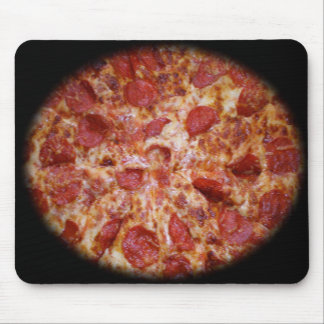Pizza de salchichones Mousepad Tapete De Ratones