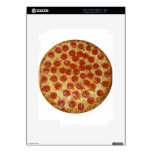 Pizza de salchichones skins para eliPad 2