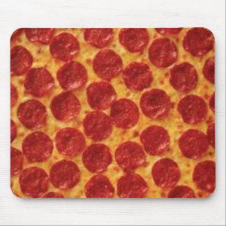 Pizza de salchichones tapete de raton