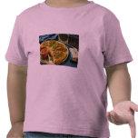 Pizza deliciosa camisetas