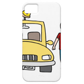Pizza Delivery Driver iPhone SE/5/5s Case