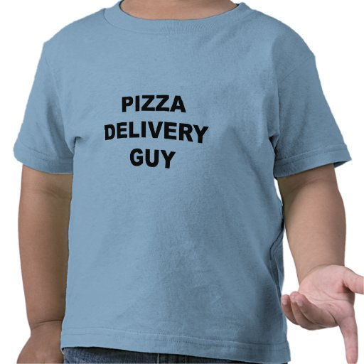 Pizza Delivery Guy Costume