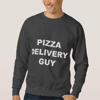 Pizza Delivery Guy Sweatshirt