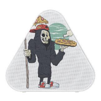 Pizza delivery reaper grim speaker