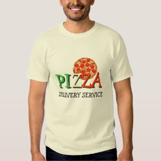 Pizza Delivery Service T-Shirt