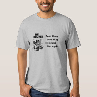 Pizza Delivery Tee Shirt