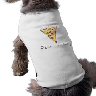 Pizza Dog Shirt