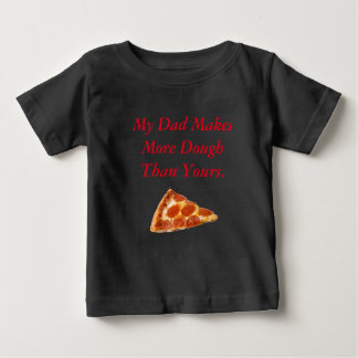 Pizza Dough Kid Baby T-Shirt