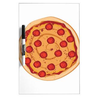 Pizza Dry-Erase Board