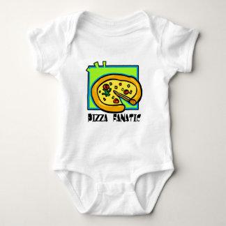 Pizza Fanatic Baby Bodysuit