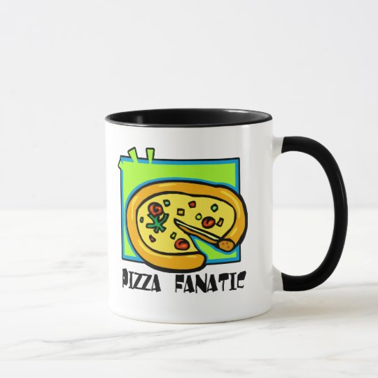 Pizza Fanatic Mug