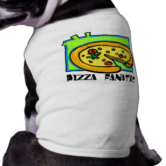 Pizza Fanatic T-Shirt