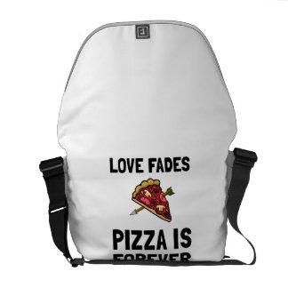 Pizza Forever Messenger Bag