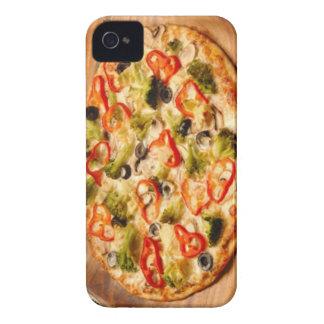 Pizza Case-Mate iPhone 4 Carcasa