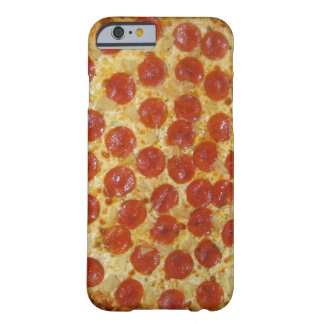 pizza funda de iPhone 6 barely there