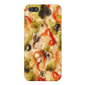Pizza iPhone 5 Funda