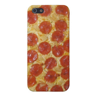 pizza iPhone 5 cárcasa