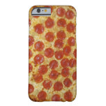 pizza funda para iPhone 6 barely there