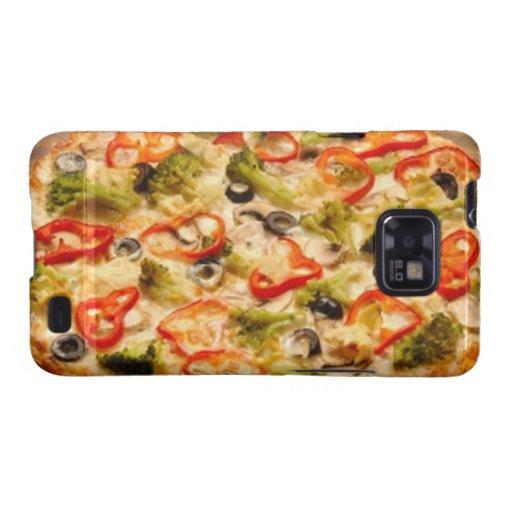 Pizza Galaxy S2 Case