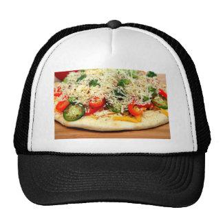 Pizza gastrónoma del Veggie Gorros Bordados