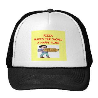 pizza gorra